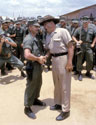 J-1 in Danang - Gunny Pruden and the Gunny from Gomer Pyle
