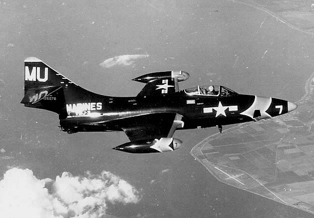 F9F-5P Panthers - VMJ-3